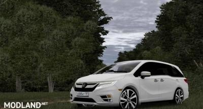 2018 Honda Odyssey Elite [1.5.6], 1 photo